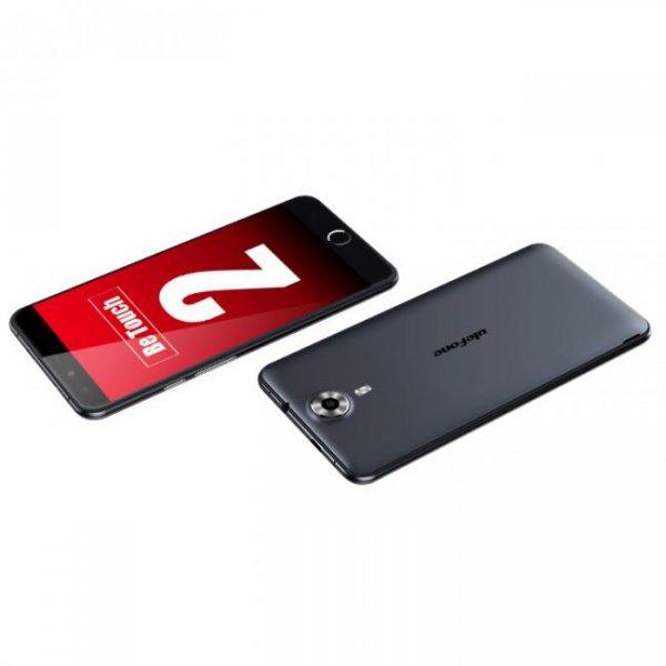 5.5 Zoll Dual-Sim Smartphone ULEFONE MTK6752 BE TOUCH 2 - mit Android 5.1, 4G LTE, 1.7GHz Octa Core, 3GB RAM, 3050mAh Akku, 13 MP SONY Frontkamera, IPS Bildschirm und Fingerabdrucksensor