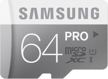 [Comtech/Comdeal] Samsung Speicherkarte MicroSDXC 64GB PRO UHS-I Grade 1 Class 10 (bis zu 90MB/s lesen, bis zu 80MB/s schreiben) mit SD Adapter für 29,90€ VSK Frei