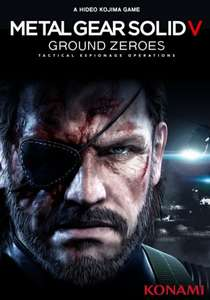 [Steam] Metal Gear Solid V: Ground Zeroes für 4,99€ @ Gamesplanet (Metal Gear Rising: Revengeance für 3,99€)