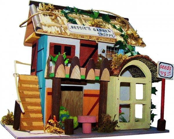 [amazon.de - PRIME] Hüwüknü Vogelhaus Bessies Garden für 17,50€ statt 24€
