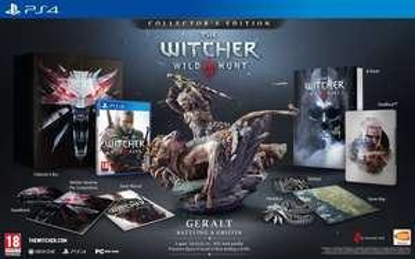 (PS4) The Witcher 3 Wild Hunt Collectors Edition für 138,01 € (inkl. Versand) bei Amazon.fr