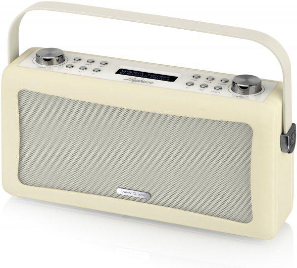 [amazon.de] View Quest VQ-HEP-CR Hepburn DAB+ Radio mit Bluetooth-Funktion cremeweiß  für 99,99€ im Blitzangebot ab 10:30 / Preisvergleich ab 156,98€ inkl. Versand