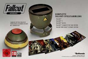 Fallout Anthology Special Edition (PC) - Endlich Vorbestellbar