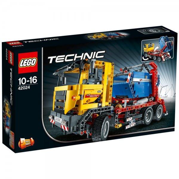 Lego Technic 42024 - Container-Truck für 45€ @SMDV