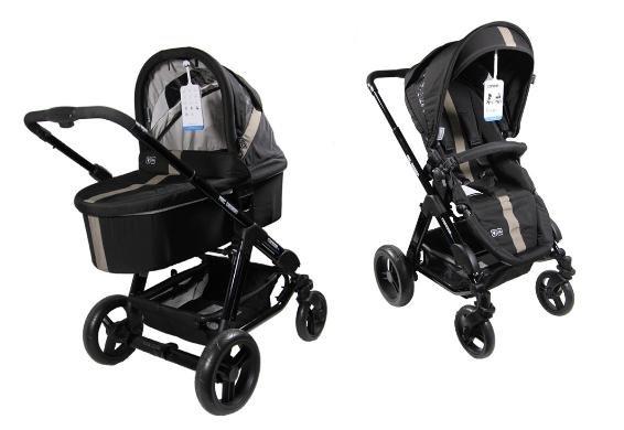 [Dealclub] ABC Design Kombi-Kinderwagen Condor 4S Sahara für 204,90€ (idealo: 304,90€)