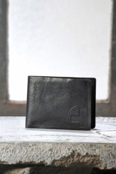 Strellson Premium EDWYN / Geldbörse - black / Leder