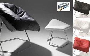 (Lokal Gross-Gerau) Ronald Schmitt Lounge-Sessel LUNA - RST 133 Leder  199€