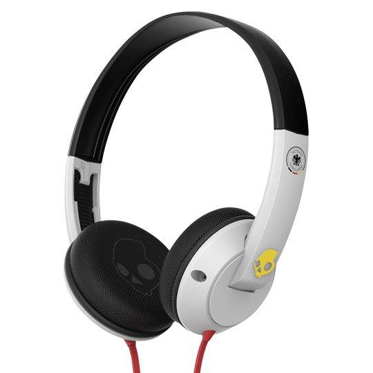 (real.de) Skullcandy Uprock 2.0 On-Ear Kopfhörer DFB Version für 10,00€ + 4,95€ VSK