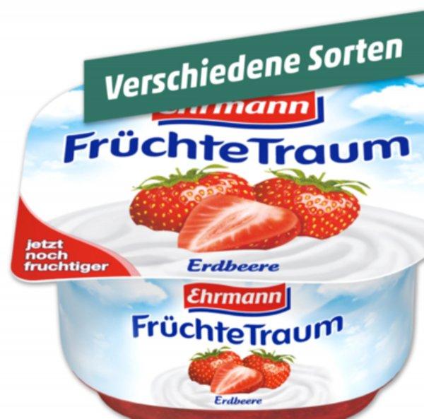 PENNY (bundesweit) - Früchte-Traum von Ehrmann 43% günstiger