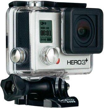 GO PRO HERO3+ Silver Edition für 223,96€ (Vergleichspreis: 280,26€)