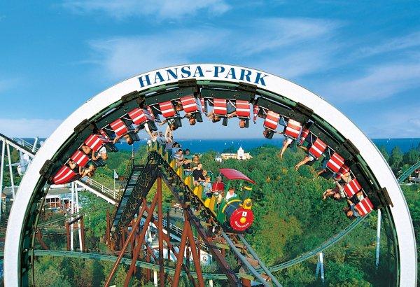 29,80 € für den Hansa-Park Sierksdorf inkl. Anreise mit der Bahn [Eintritt sonst 35,00 €]