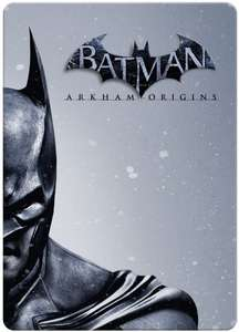 (Amazon.de-Prime) Batman Arkham Origins - Complete Edition in Steel Box Playstation 3 für 20,97€