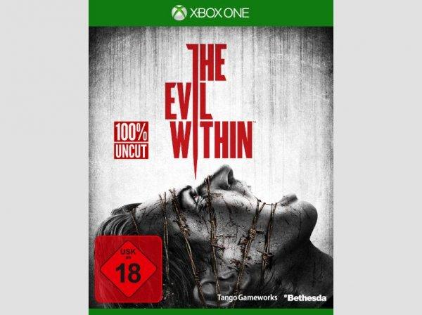 [Saturn] Wieder verfügbar...The Evil Within für XboxOne für 15,-€ Versandkostenfrei