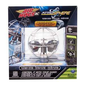 [Amazon-Prime] Spin Master 6022048 - Air Hogs Atmosphere Platinum