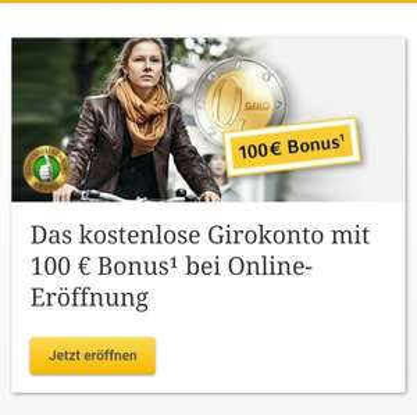 Kostenloses Girokonto: 100€ Startguthaben für Commerzbank-Neukunden
