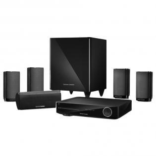 Harman Kardon BDS 775 (5.1-3D-Blu-ray-Heimikinosystem, schwarz) (Nächster Preis 922,90€)