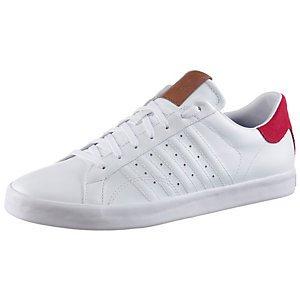 [Amazon-Prime] K-Swiss Belmont Herren Sneakers  nur Weiß  Ab 22,49€