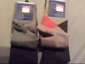 [LOKAL] MTZ: Tommy Hilfiger 2er Pack Business Socken