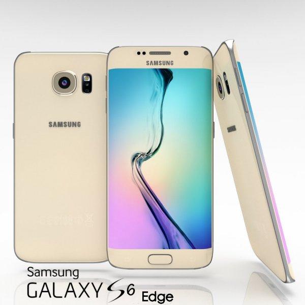Samsung Galaxy S6 Edge Gold / Schwarz / Weiß 32GB (Demo und B-Ware neue / neuwertige Ware die garnicht bzw. kurz in Betrieb genommen wurde) ab ca. 531,-