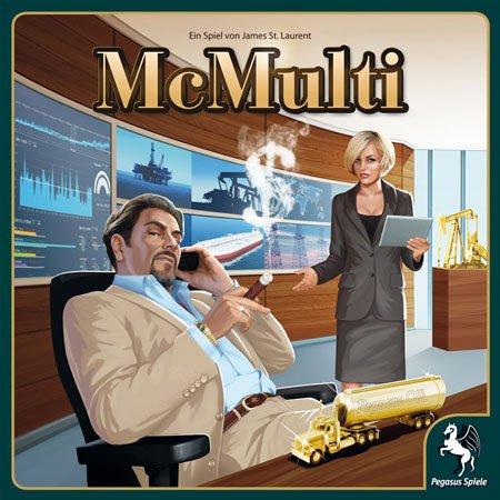 Brettspiele McMulti und A la Carte für zusammen 26,88 (ca 32%)