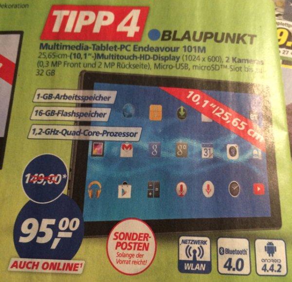 Blaupunkt Tablet pc 101m