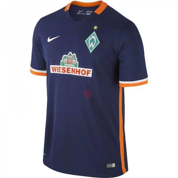 [sport-muenzinger.de]  Werder Bremen Away Trikot 2015/16 - S M L XL