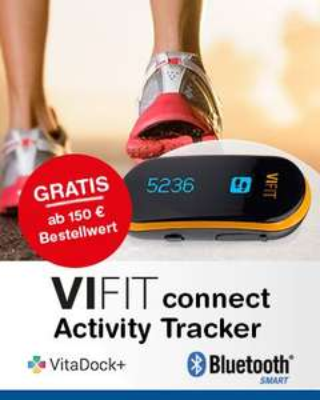 [shop-apotheke.com] Fitness-Tracker, WLAN Waagen und Blutdruckmessgeräte kostenlos bei Bestellung ab 150€