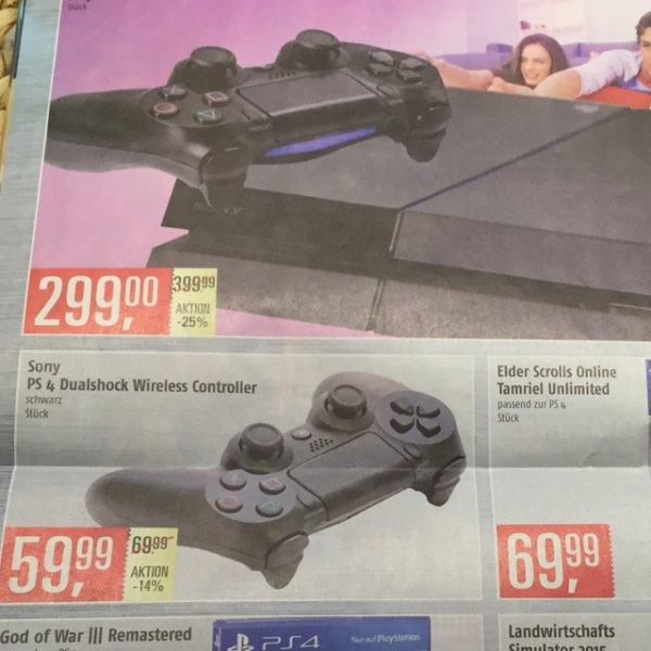[Marktkauf] PS4 - 500GB - 299 Euro