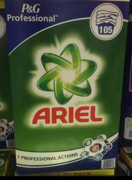 Ariel Professional Mega XL Pack mit 105 Wäschen ( Vollmaschmittel und Color Pulver ) 1 Packung 16,29 Euro. Bei 2 Packungen bis zum 29.07. kostet jeweils die Packung nur 14,70 Euro. Selgros NRW. PVG Idealo 28,90 Euro + 3,99 Versand