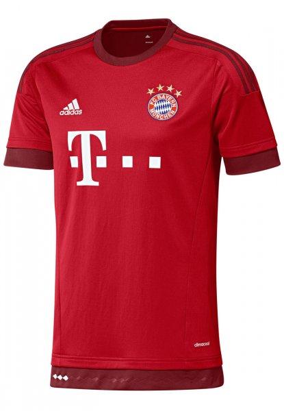 Neue Heimtrikots von Bayern, Real Madrid und Juventus -30%
