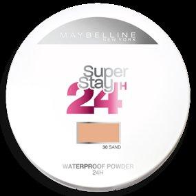(Rossmann Bundesweit!) Maybelline Superstay 24H Puder für 3,20€ statt 7,95€ mit dem Maybelline Coupon!