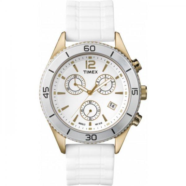 [amazon.de] Timex Originals Sport T2N827D7 DAMEN Chronograph mit Alu-Gehäuse und Silikonarmband für 36,98€ incl.Versand!
