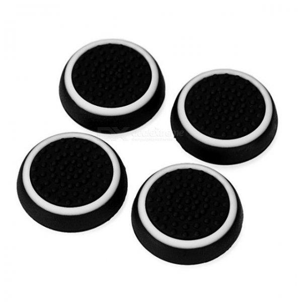 4 Stück Silikon Aufsätze / Noppen für PS4 bzw. Xbox One Controller
