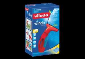 [Saturn Online Only Offers] Vileda Fenstersauger Windomatic mit Scondoo Cashback und Qipu