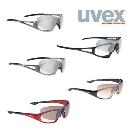 UVEX Sportbrillen 5 Modelle lightning + lightning small