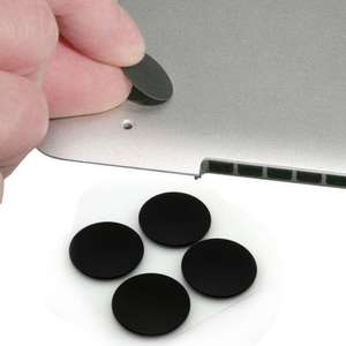 4x Gummifüße für Macbook Pro inkl. Versand