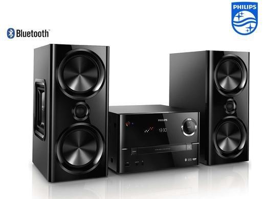 Philips BTM3160/12 via IBOOD 108,90 € [Idealo 164,94] Kompakt Anlage mit Bluetooth