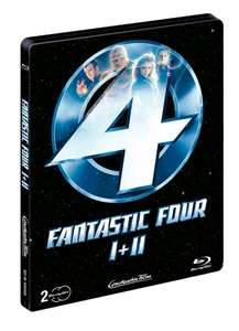 Fantastic Four 1 + 2 (Steelbook) [Blu-ray] [Limited Edition] für 18,99€ @Saturn.de