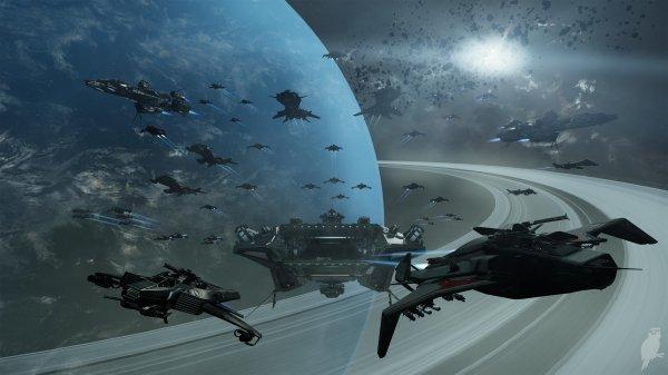 Star Citizen, kostenlose Testwoche mit QuakeCon Code QCFREEFLIGHT2K15