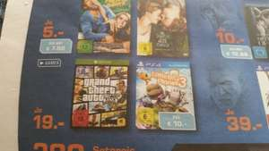 Lokal Saturn Moers] gta 5 für xbox on für 19 euro