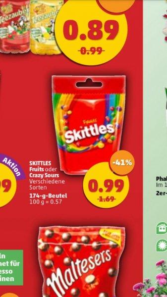 Penny - Skittles 174g [Bundesweit ]