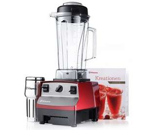 (QVC 26.07.) Vitamix Creations + Smoothie Becher 499€