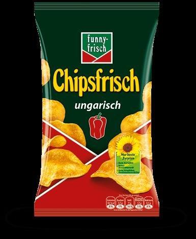 Funny Frisch Chipsfrisch Ungarisch - bei Penny für 0,99€
