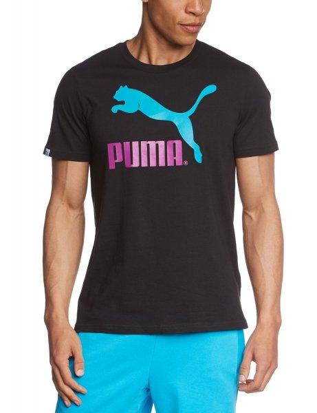 PUMA / Herren T-Shirt Heritage No1 Logo Tee / verschiedene Größen und Farben / ab EUR 7,49 zzgl. Versand / @Amazon / Liste in der Beschreibung