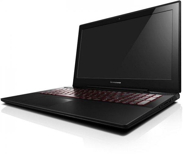 "[Lokal - MediaMarkt Neubrandenburg] Lenovo Y50-70 - Core i7-4720HQ - 4x 2,6-3,6GHz, GeForce GTX 960M, 8GB RAM, 1TB SSHD, 15,6"" Full-HD IPS matt, beleuchtete Tastatur, Win 8.1 - 775€"