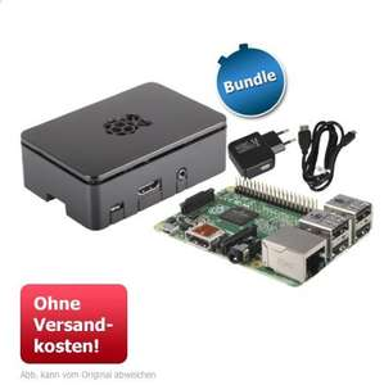 (Zack-Zack) Bundle: Raspberry Pi 2 Model B + Gehäuse + Netzteil für 49,99€ inkl VSK