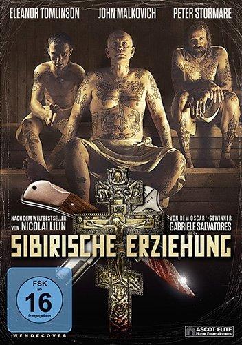 Amazon Prime : DVD  Sibirische Erziehung mit John Malkovich Nur 2,97 €