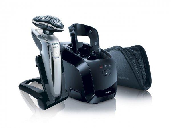 [amazon.de] Philips RQ1260/21 Senso Touch 3D, Nass und Trockenrasierer mit JetClean Reinigungsstation und Reisetasche für 121,99€ ab 09:00 / Preisvergleich ab 162,90€ inkl. Versand