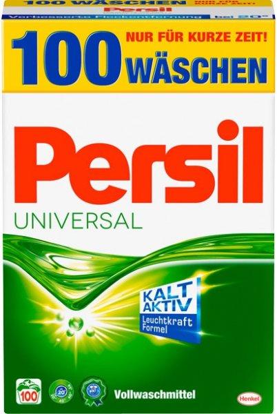 (Kaufland bundesweit) Persil Pulver 6,5 kg oder Gel 7,008 l, = 96 - 100 Anwendungen für 14€