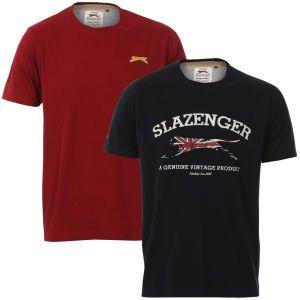 Slazenger 2er Pack T-Shirts für je 11,59€ @ Zavvi